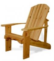 Attrayant Our Top Selling Adirondack Chair Features A Sculpted Seat, And Curved Back  Slats For Maximum Comfort! It Is Made Entirely Out Of 5/4 Western Red Cedar.